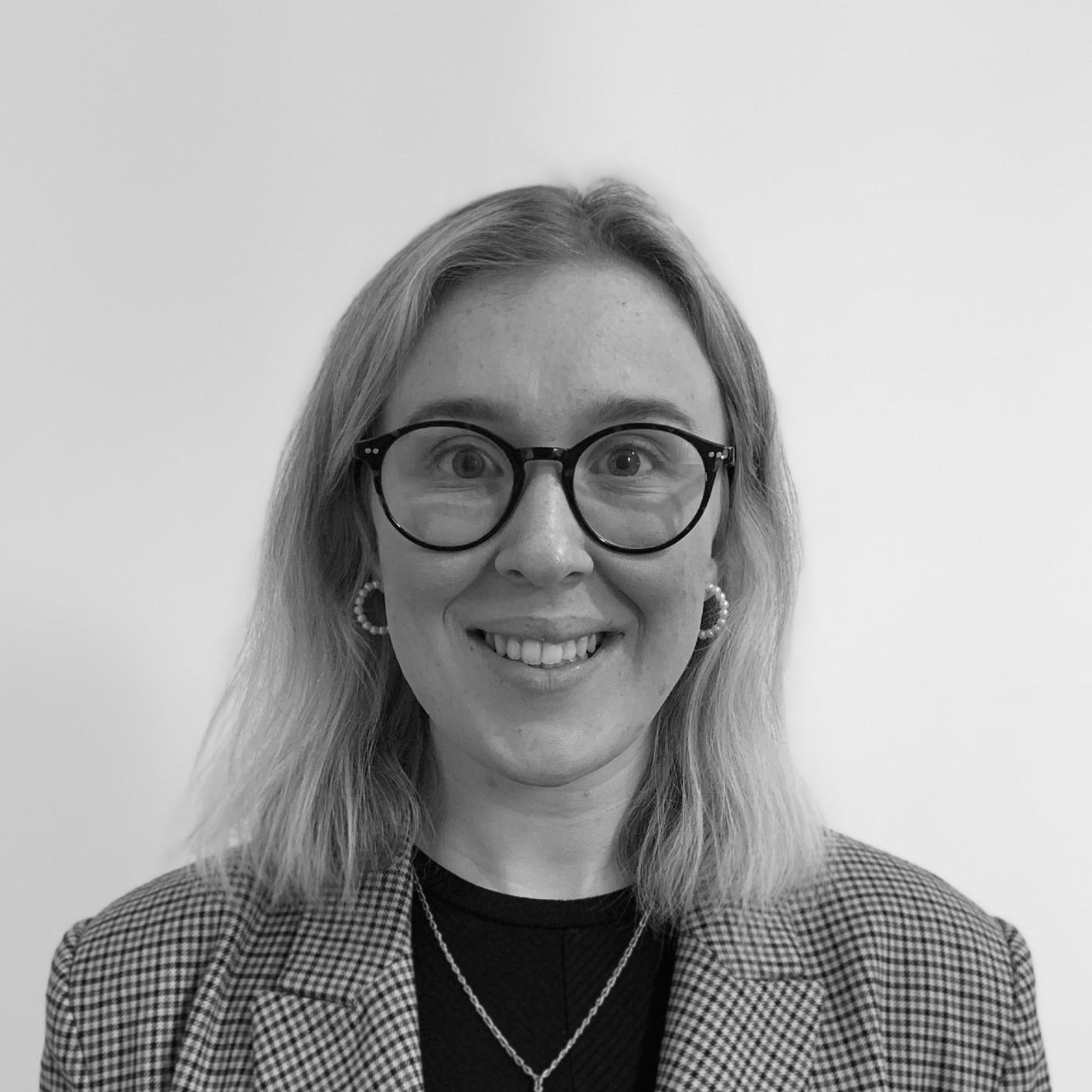 Rebecca Greenway RBA Architectural Assistant