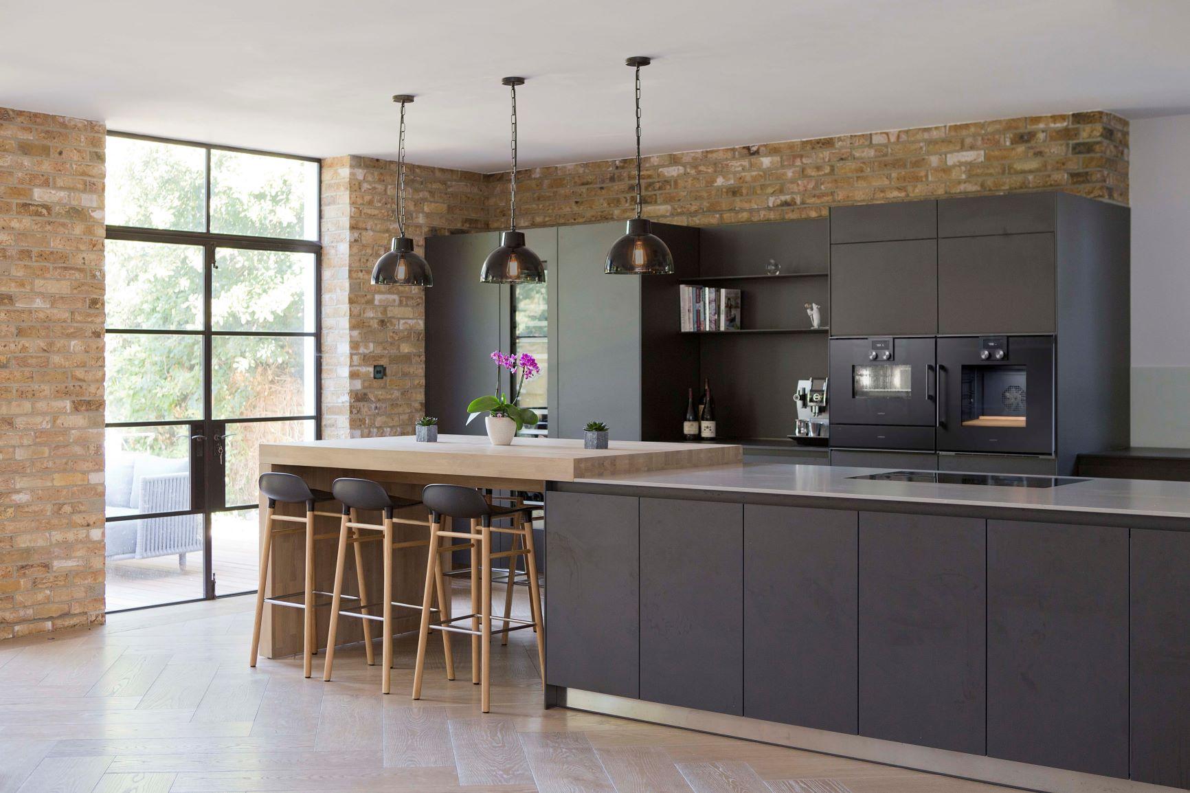 Kitchen Extension, Barnes, London, RBA