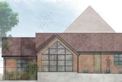 Outbuilding Conversion, Hampshire