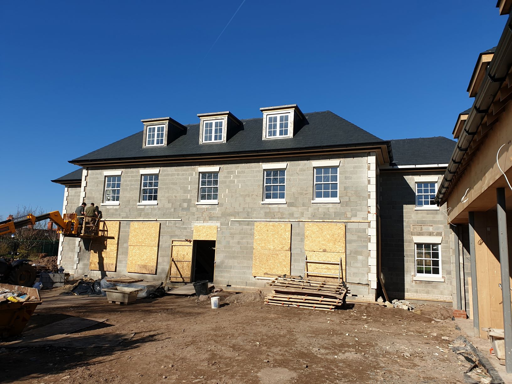 RBA new-build in the Wirral