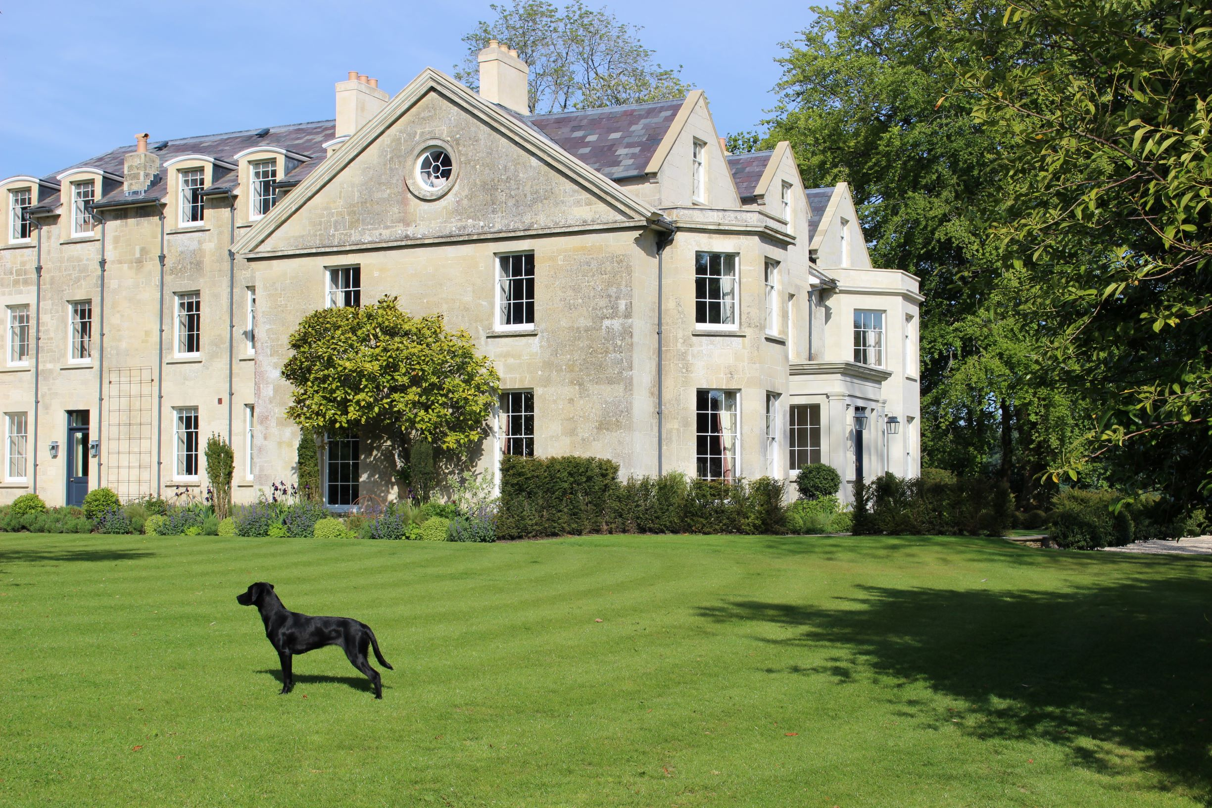 The Old Rectory by Wiltshire Architecture Firm Richmond Bell Architects Salisbury