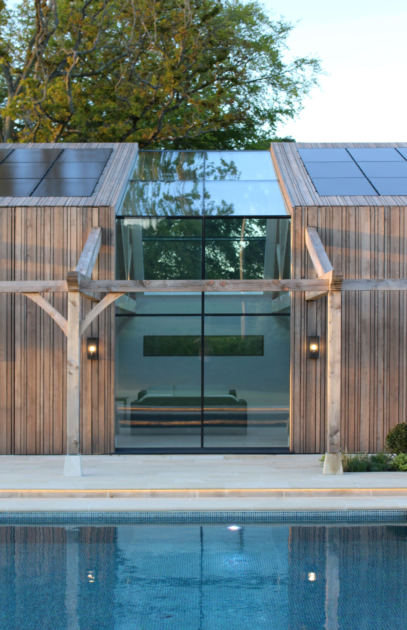 The Studio by Salisbury Architecture firm Richmond Bell Architects Wiltshire
