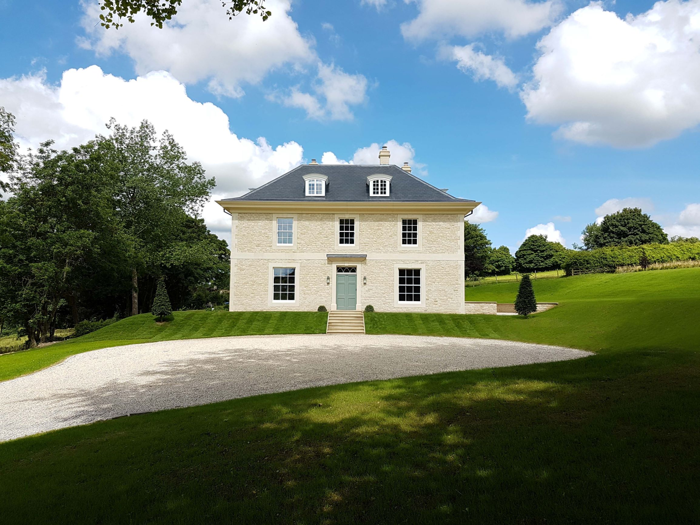 Chedworth House by Wiltshire architects Richmond Bell Architects