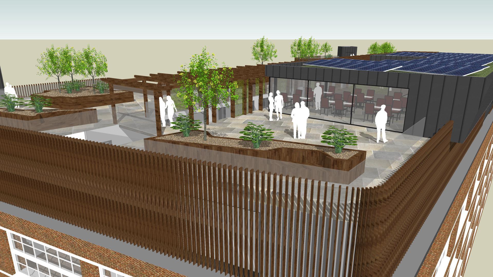 Richmond Bell Architects Finsbury Business Centre London masterplan