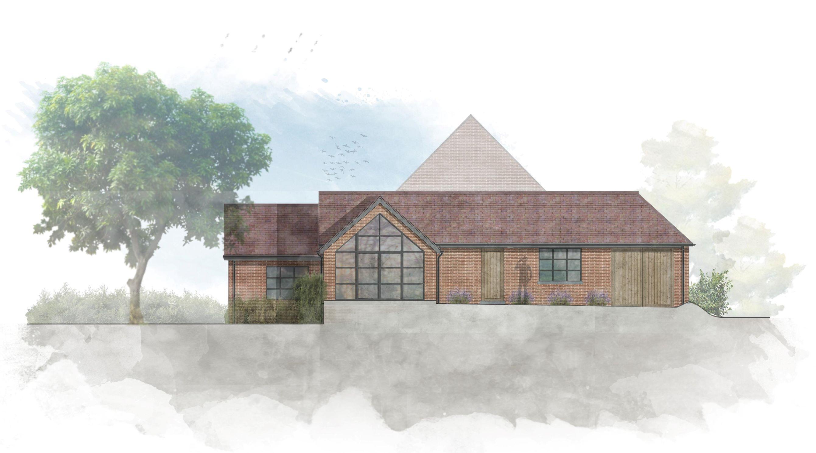 Hampshire Barn Conversion Richmond Bell Architects