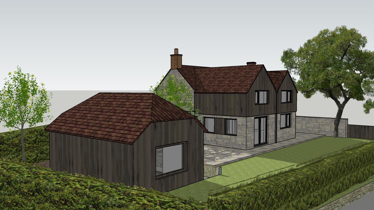 RBA Home Extension, Tisbury