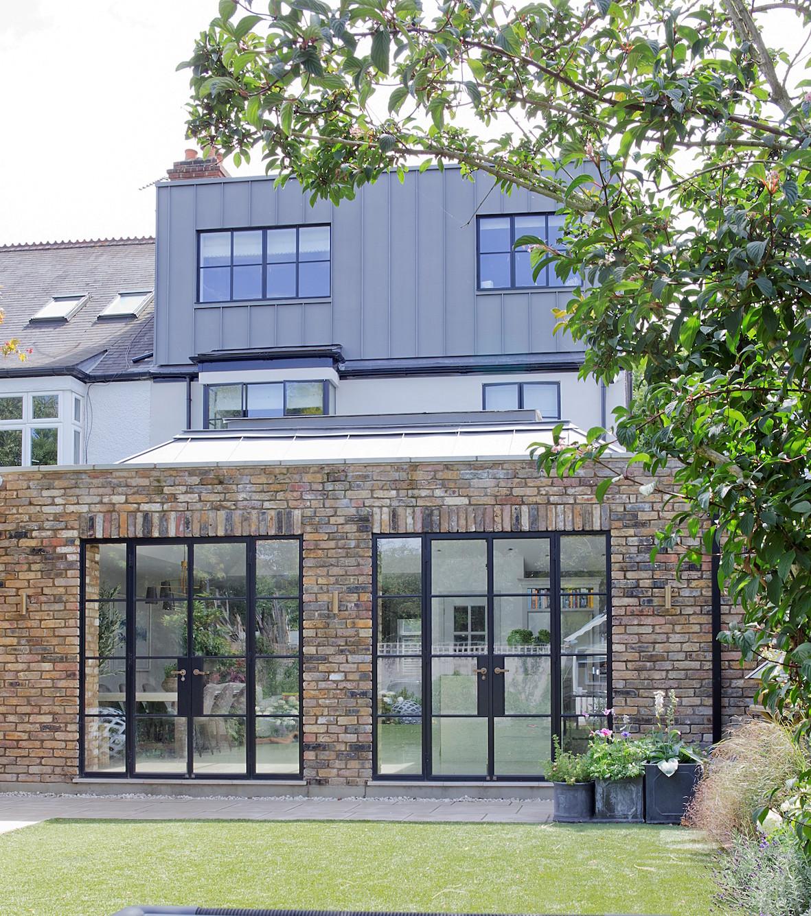 London Extension - Richmond Bell Architects Salisbury