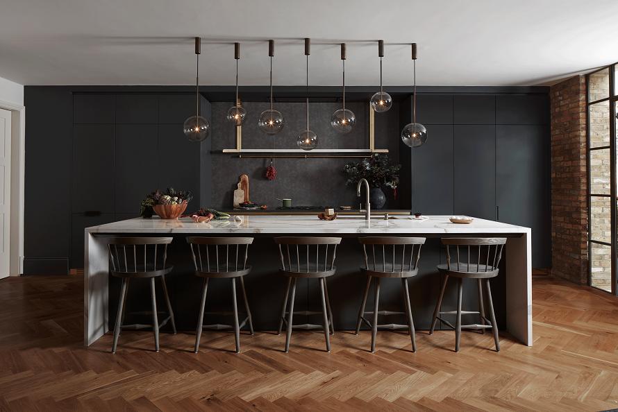 London Kitchen - Lanserring - Richmond Bell Architects