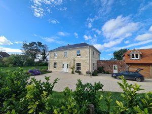 New Build Dorset Home